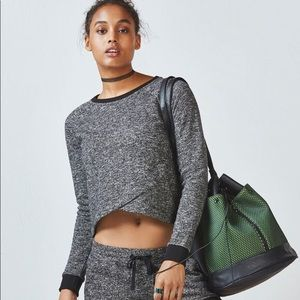Fabletics Keeva Pullover Terry Sweatshirt